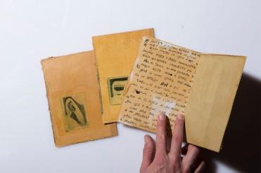 BOOK ARTIST- DENTRO ME '08- 3